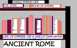 ANCIENT ROME. BEST IN THE DOVE PERIOD.