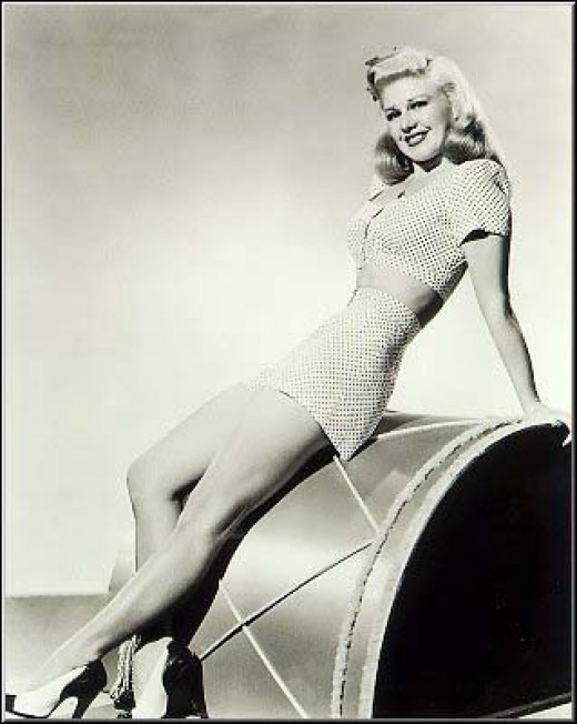 Ginger Rogers set the standard for mom
