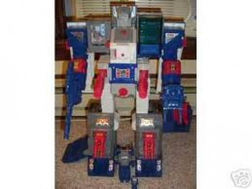 Transformer Toys were released in the 1980s and were popular upon their release. They now have cartoons, movies and even clothing representing Transformers.
