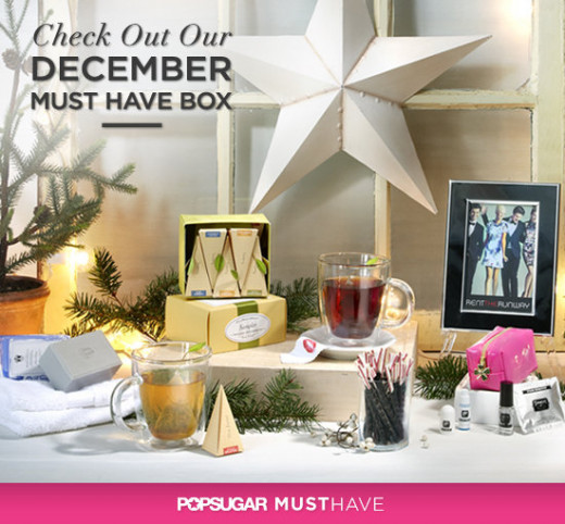 An example of a POPSUGAR Must Have Box.