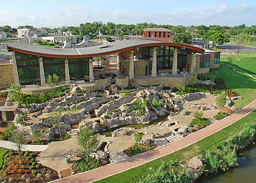 San Angelo Visitors Center. 418 W Ave. B San Angelo TX 76903