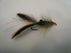 Fly Tying the Crayfish