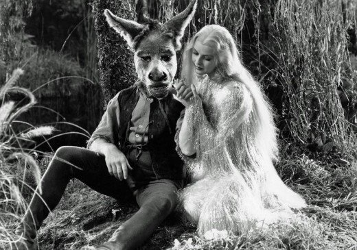James Cagney and Anita Louise in A Midsummer Night's Dream (1935)