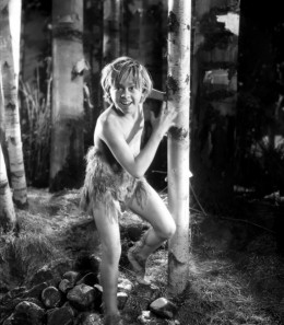 Mickey Rooney as Puck in A Midsummer Night's Dream (1935)