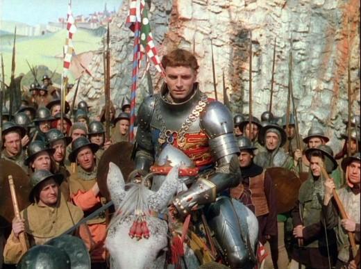 Laurence Olivier as Henry V (1944)