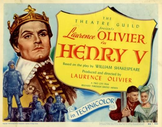 Henry V (1944) poster
