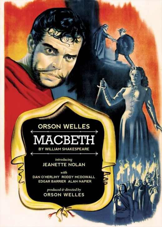 Macbeth (1948) poster