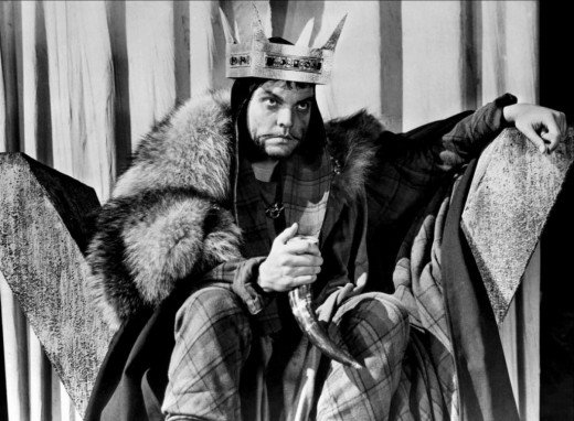 Orson Welles as Macbeth (1948)
