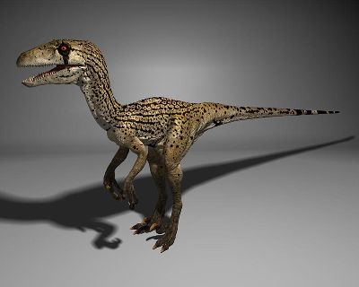 Utahraptor as appeared in WWD