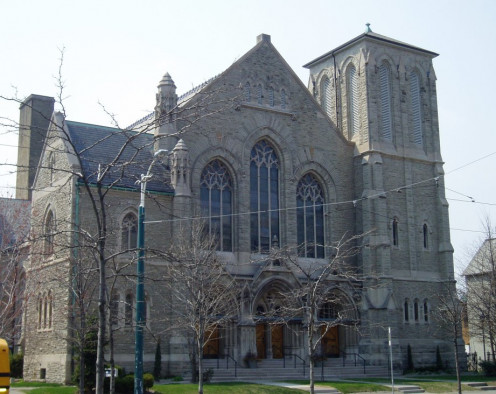 Knox Presbyterian Church, Toronto