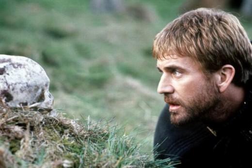 Mel Gibson as Hamlet (1990)