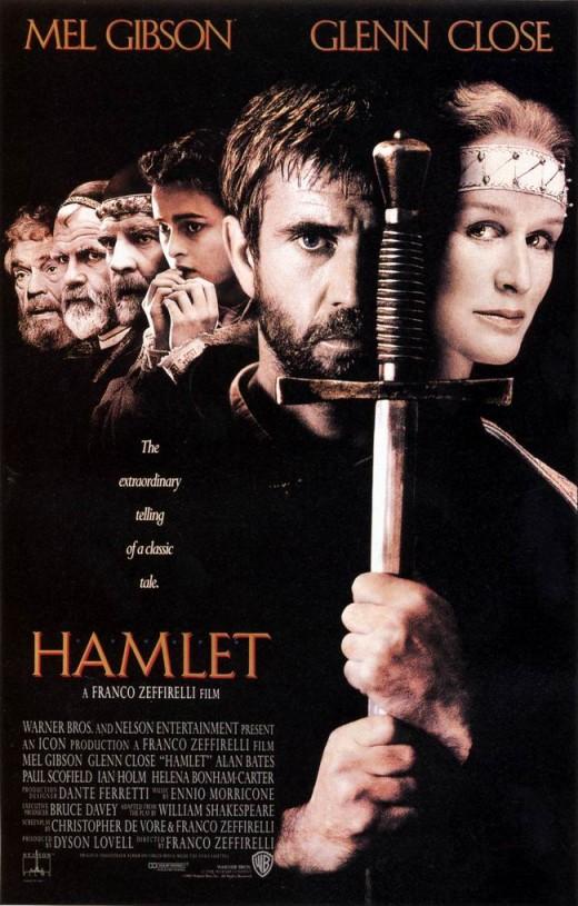Hamlet (1990) poster