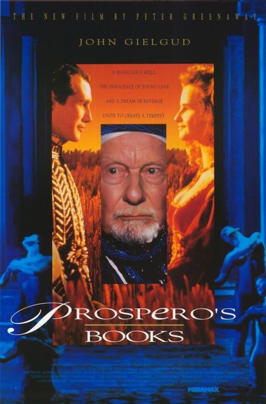 Prospero's Books (1991) poster