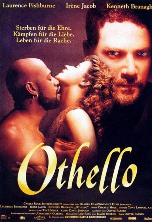 Othello (1995) poster