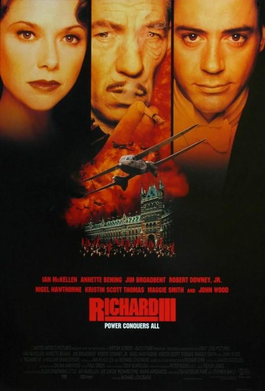 Richard III (1995) poster