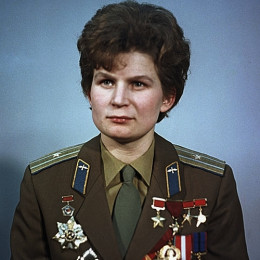 Belka and Strelka: First lady and First Civilian to Space.