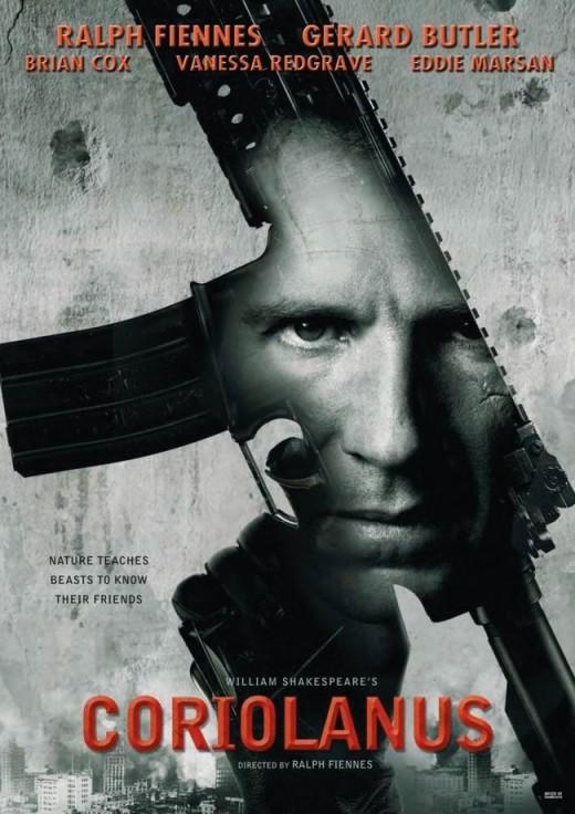 Coriolanus (2011) poster
