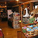 The gift shop at Black Oak