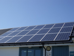 Solar panels for home or business