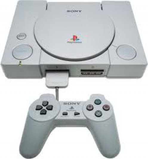 The PS1 was made by Sony and it was released in 1994. It had 32 bits of power and it released over one thousand games for the console.