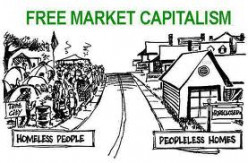 Understanding The Legacy of A Master Slave Free Market Society