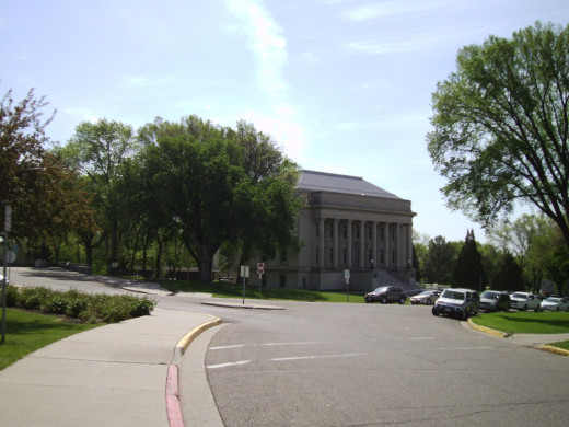 North Dakota State Library, Bismarck
