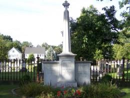 Pierce Gravesite, Concord, NH