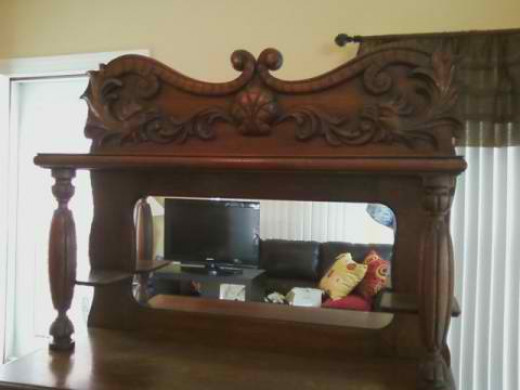 I suggest that you sell large items like this using consignment shops or on Craigslist to avoid shipping!