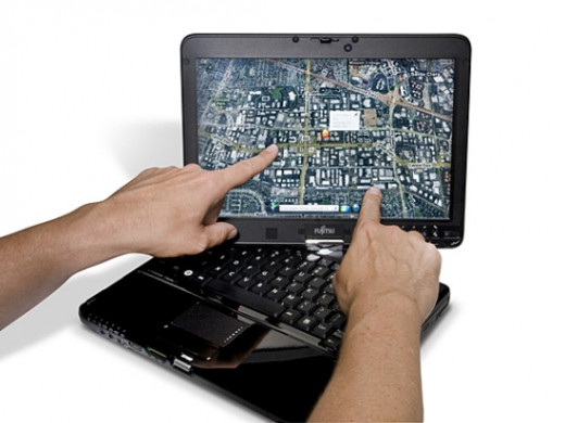 Fujitsu Lifebook Touch 4310