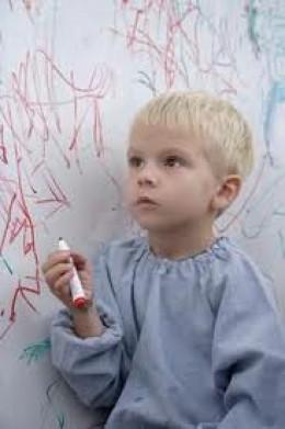 No More Crayons On The Walls