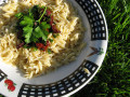 Orzo Pasta and Bean Salad Recipe