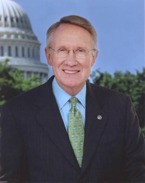 Senate Majority Leader Harry Reid (D-NV)