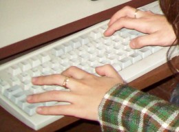 The keyboard is where it all begins, after the mind, that is...