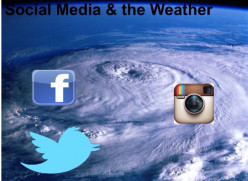 Social Media & the Socialization of the Weather