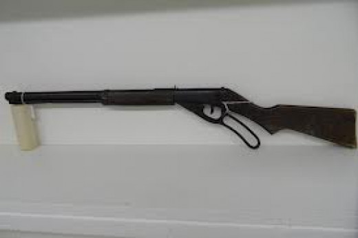 Red Ryder BB Guns are very popular among males and have withstood the test of time.  They went from single shot to multiple pump BB Guns and rifles.