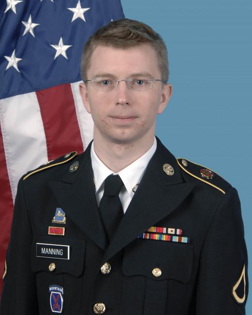 PFC Bradley Manning