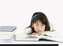 A student's sudden loss of interest in studies and plummeting grades may be indication of something being amiss in his or her life at school.