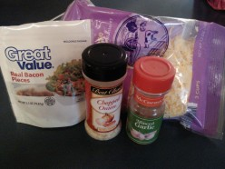 A few simple ingredients blended together makes this a quick and easy dish to prepare!