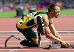 """Blade Runner"" Oscar Pistorius arrested for Murder"