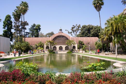 Balboa Park Botanical Gardens