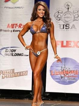 Jessica Anderson - IFBB Bikini
