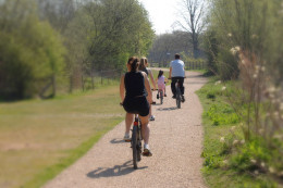 Cycling the Camel Trail