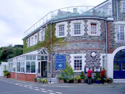 Rick Stein Seafood Restaurant