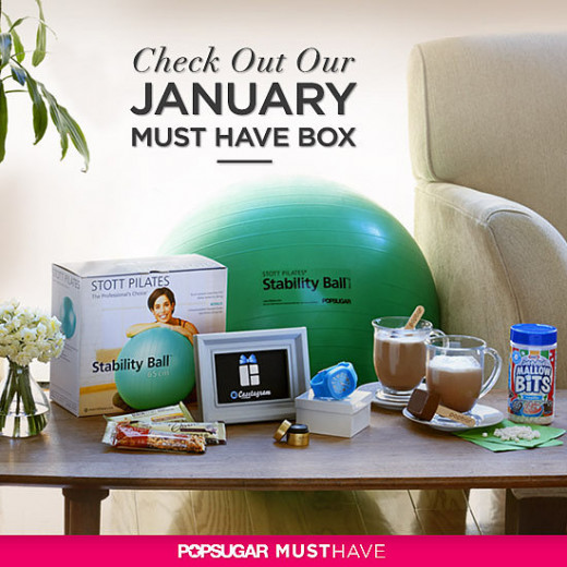 Free popsugar must have box subscription 1 month free coupon code