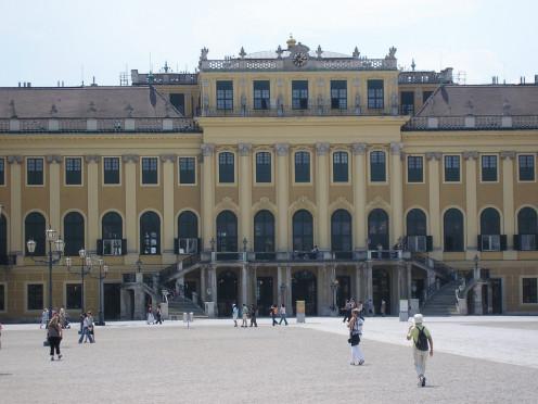 Schloss Schönbrunn - Vienna, Austria