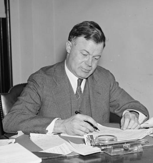 J. Warren Madden, First Chairman of NLRB