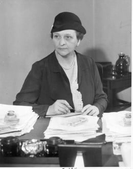 Frances Perkins, FDR's Secretary of Labor