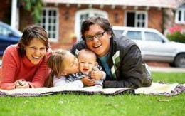 To many people, this is considered to be the IDEAL family-2 or more children. Childfree and 1-child couples are oftentimes not considered to be REAL families.