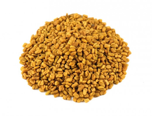 Fenugreek seeds are extremely good in hair re growth.