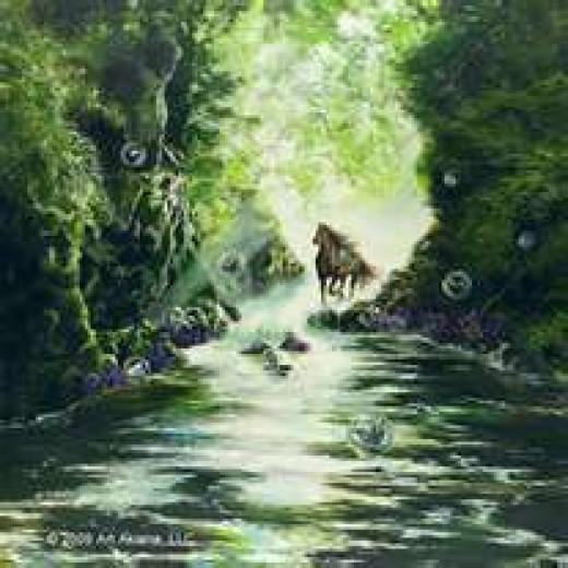The Amazing Paintings Of Child Prodigy, Akiane Kramarik